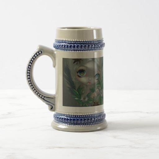 """Absinthe:  Anise and Artemisia"" Mug"