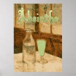 Absinthe Art Nouveau Advertisement Posters