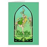 Absinthe Art Nouveau Cards