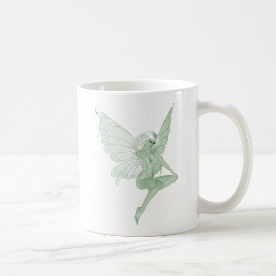 Absinthe Art Signature Green Fairy 1A Coffee Mug