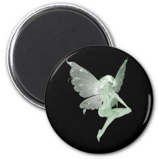 Absinthe Art Signature Green Fairy 1A Magnet