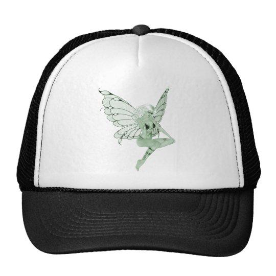 Absinthe Art Signature Green Fairy 1B Trucker Hat