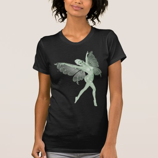 Absinthe Art Signature Green Fairy 3B T-shirts