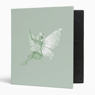 Absinthe Art Signature Green Fairy 4 3 Ring Binder