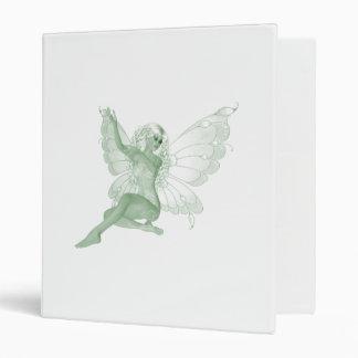 Absinthe Art Signature Green Fairy 4 Binder