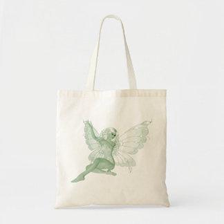 Absinthe Art Signature Green Fairy 4 Tote Bag