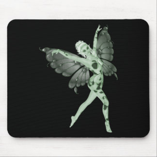 Absinthe Art Signature Green Fairy 8 Mouse Pad