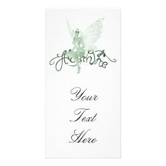 Absinthe Art Signature Green Fairy - Absinthe Card