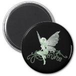 Absinthe Art Signature Green Fairy - Absinthe Fridge Magnet