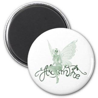 Absinthe Art Signature Green Fairy - Absinthe Magnet