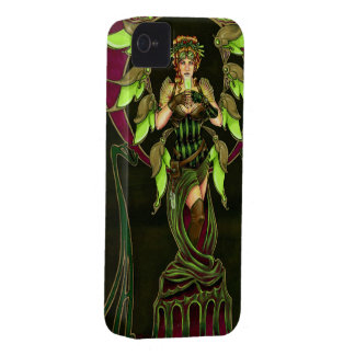 Absinthe-Black iPhone 4 Cover
