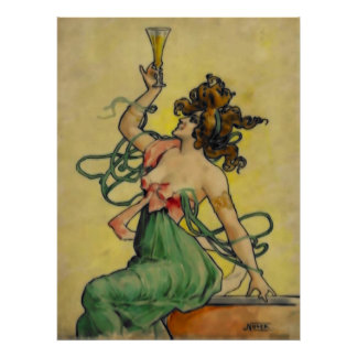 Absinthe Blanqui Nover Posters