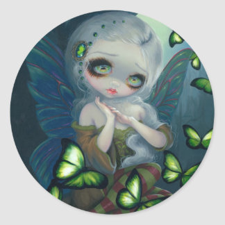 """Absinthe Butterflies"" Sticker"
