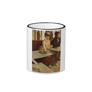 Absinthe by Degas Ringer Coffee Mug