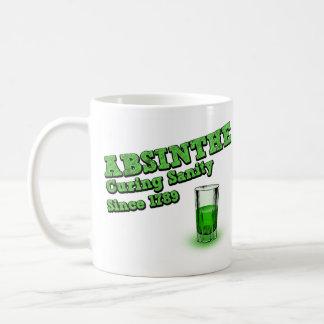 Absinthe Curing Sanity Mug Mugs