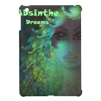 Absinthe Dreams Psychedelic Art Retro 60s Goa iPad Cover For The iPad Mini