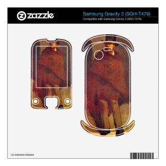 Absinthe Drinker by Edouard Manet Samsung Gravity 3 Skins