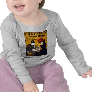 Absinthe extra-supérieure c 1900 tee shirt