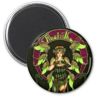 Absinthe Fairy Magnet