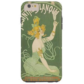 Absinthe Green Fairy Art Nouveau Vintage Tough iPhone 6 Plus Case
