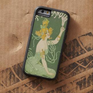 Absinthe Green Fairy Art Nouveau Vintage Tough Xtreme iPhone 6 Case