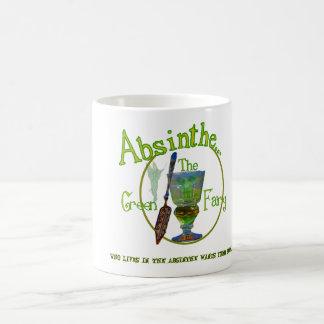 Absinthe Green Fairy II Mug