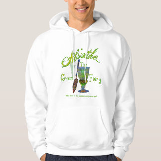 Absinthe Green Fairy III Sweatshirt