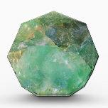 "Absinthe Green Quartz Crystal Award<br><div class=""desc"">Absinthe Green Quartz Crystal</div>"