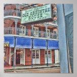 Absinthe House Print