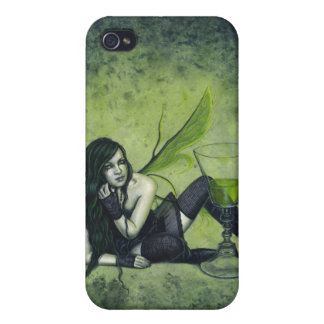 Absinthe iPhone Case iPhone 4 Cases