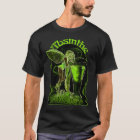 Absinthe La Fee Verte Fairy With Glass T-Shirt