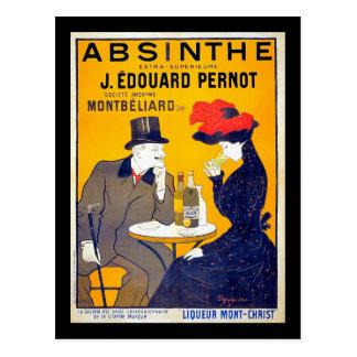 Absinthe, Leonetto Cappiello Postcard