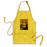 ABSINTHE Makes The Heart Grow Fonder Apron