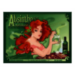 Absinthe Montmartre Posters