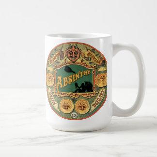 Absinthe Mug - Vintage Style