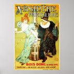 Absinthe Parisienne Poster
