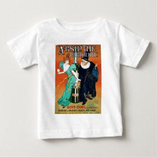 Absinthe Parisienne vintage French advertisement Baby T-Shirt