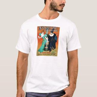 Absinthe Parisienne vintage French advertisement T-Shirt