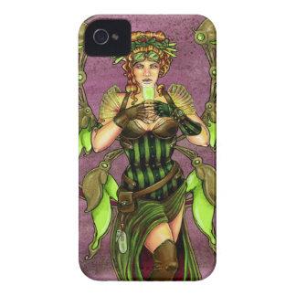Absinthe-Raspberry Case-Mate iPhone 4 Case