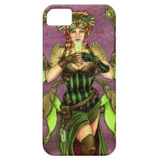Absinthe-Raspberry iPhone SE/5/5s Case