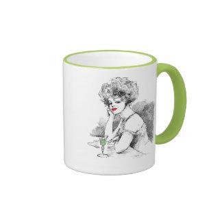 Absinthe Ringer Coffee Mug