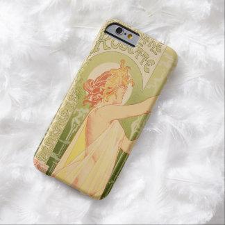 Absinthe Robette Art Nouveau Vintage Barely There iPhone 6 Case