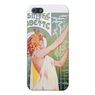 Absinthe Robette Case For iPhone SE/5/5s