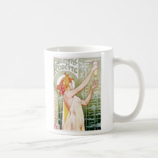 Absinthe Robette Classic White Coffee Mug