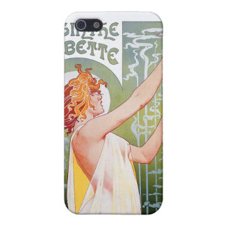 Absinthe Robette Cover For iPhone SE/5/5s