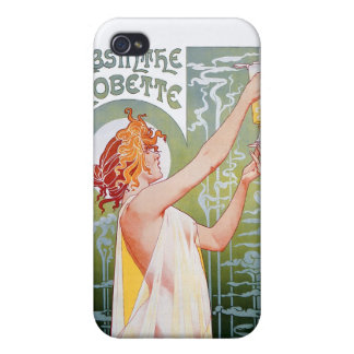 Absinthe Robette iPhone 4/4S Case