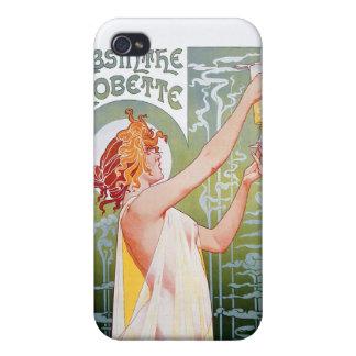 Absinthe Robette iPhone 4 Case