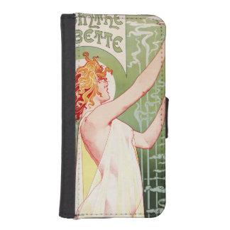 Absinthe Robette iPhone SE/5/5s Wallet