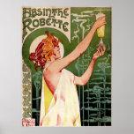 Absinthe Robette Poster