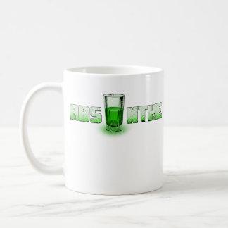 Absinthe Shot Glass Mug Mug